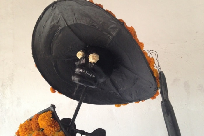 """Day of the Dead Cooking Holiday: """"The Arrival"""""""
